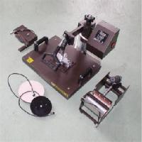 Buy cheap Sublimation Machine-5 In 1 Multifunctional Heat Press Machine (HTM-MLF-5in1) product