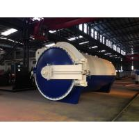 Buy cheap Large Glass Pressure Vessel Autoclave In Aerospace,Glass Laminating Autoclave product