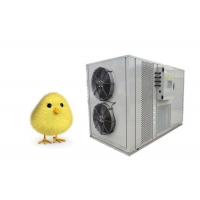 Buy cheap Meeting 52KW agricultural greenhouse poultry house industry factory heating cooling system heat pump CE product
