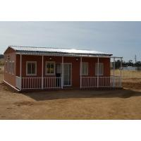 Buy cheap Low Cost Prefabricated Module Readymade House And Wall Panels Prices For France from wholesalers