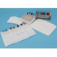 Buy cheap LDPE Clinical 95kpa Specimen Transport Convenience Kits from wholesalers