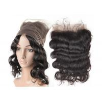 Buy cheap Double Weft 360 Lace Human Hair Wigs Double Can Be Dyed Ironed And Restyled product