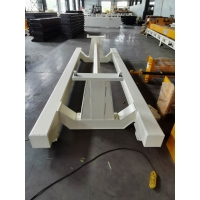 Buy cheap H1140mm 1500kg Concrete Saw Trolley for cutting material product