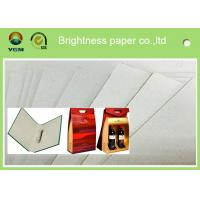 Buy cheap Offset Printing Grey Chipboard Paper For Package Box 100% Recyclable product