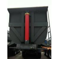China 70T High Speed Tipper Semi Trailer Truck For Mining And Construction 25-45 CBM on sale