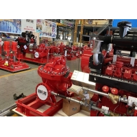 Buy cheap High Performance Fire Water Pump Diesel Engine 180PSI For Hospitals / Schools product