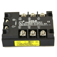 Buy cheap 2000VAC Optical Isolation  2A 24v AC SSR Relay for micro motor product