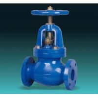 China 12 Inch DN300 Flanged Ball Valves Cast Iron Body PN16 Flange Standard on sale