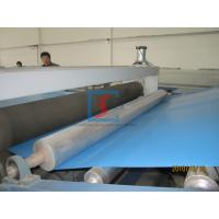 Buy cheap Automatic Plastic Sheet Extrusion Machine , Plastic Soft PVC Sheet Extrusion Machine product