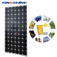 Buy cheap Hot Sale! Pingdingshan Pv Supplier A Grade 260W Pv Panou Panel solar For Solar Energy product