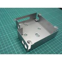 Buy cheap Non Standard Sheet Metal Manufacturing Process , Precision Metal Stamping Parts product
