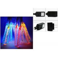 Buy cheap Icicle LED String Lights 220v Multicolor / Warm White Wedding Decorations product