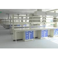Buy cheap C/H Frame Steel And Wood Lab Tables Work Benches For Chemistry / Physical / Biologic Lab product