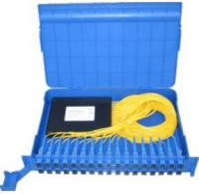 China Safe Fiber Distribution Box ODF For Splitter Installation on sale