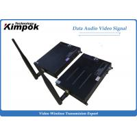 Buy cheap Time Division Duplexing Wireless COFDM IP Mesh Multiplexing UAV TDD Transceiver product