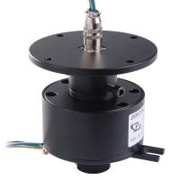 Buy cheap low torque Through Hole Slip Ring Connector With Strong Capacity For Marine Equipment from wholesalers