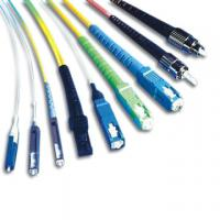 Buy cheap High Credibility and Stability Fiber Optic Patch Cord for FTTH , CATV, LAN product