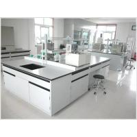 Buy cheap Laboratory Equipment Science Lab Furniture With Steel Structure product