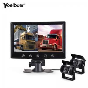 Buy cheap 9 Inch Reversing Camera Kit Heavy Duty Vehicle Truck Bus Backup Camera System product