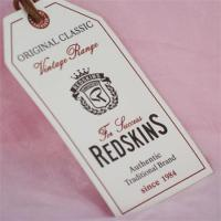 Buy cheap 2012 fashion leather hang tags for jeans product