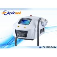 Quality Portable IPL Hair Removal Machine with interchangeable filters for sale