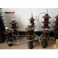Buy cheap DIN Standard Oil Type High Voltage Transformer Bushings With Arcing Horn product