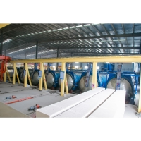 Buy cheap 11kW Autoclaved Aerated Concrete Production Line product