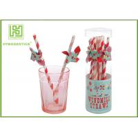 Buy cheap Nice Colorful Windmill Party Paper Straws In Bulk For Anniversary Decorations product