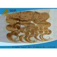 Buy cheap Natural Unprocessed Virgin Brazilian Remy Hair Afro Kinky Curly Hair Extension product