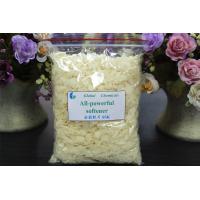 Low Yellowing , Cationic Softener Flakes SSK For Dyeing House