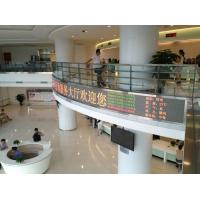 Buy cheap Indoor P10mmDot Matrix Tri Color Led Display Modules For Advertising Media product