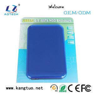 Buy cheap aluminum sata 2.5 inch enclosure hdd product