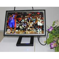 Buy cheap Large 19 Inch Video / Audio WIFI Digital Photo Frame With Video Loop Play product