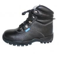 Buy cheap Cushioned Insole Safety Boots ESD Cleanroom Shoes Steel Cap Heat Resistant Black from wholesalers