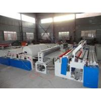 China Automactially Toilet Paper Rewinding Machine (GM-1575) on sale
