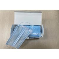 Buy cheap Perfect Fitting Design Disposable Face Mask Low Resistance To Breathing product