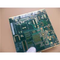 Buy cheap Impedance Controlled PCB On 1.6mm FR-4 With 8 Layer Copper and Immersion Gold product
