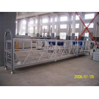 Buy cheap Aerial Lifting Powered Suspended Access Platform for Wall Construction product