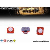 Buy cheap Cordless Underground Coal Mining Lights , Portable 200g All In One Digital Oled Display product