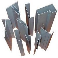 Buy cheap Anodize Aluminum Extrusion Curtain Wall Profile for Industrial Buildings product