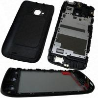 Buy cheap Nokia Lumia 710 replacement full housing with digitizer, chassis and battery cover product