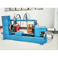 China Manual loading-unloading steel bottle seam welding machine CNC Metal Spinning Lathe on sale