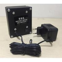Buy cheap 12 VDC 3Rpm Min BBQ Grill Rotisserie Motor With European Plug Charger product