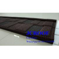 Buy cheap JCROOF  0.42mm Thickness Stone Coated Roofing Tiles For Structure Building product