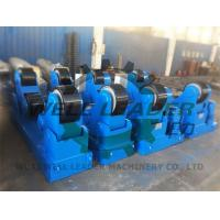 Buy cheap Self Aligned  Conventional Welding Rotator For Pipe Tank Pressure Vessel Boiler 60T from wholesalers