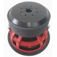 Buy cheap subwoofer with triple magnet dual voice coil, high roll foam surround, non-pressed paper cone product