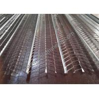 Buy cheap 610mm Width Galvanised Metal Mesh Lath V Type Structure 1-3m Length product