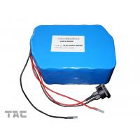 Buy cheap Street Lamp 50Ah 12V LiFePO4 Battery Pack , Rechargeable Lithium Iron Phosphate Battery product
