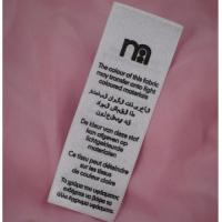 Buy cheap FSC paper hang tag for jeans garment product