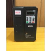 Black Color Vector Frequency Inverter , Indoor Adjustable Frequency Drive Remote Controled